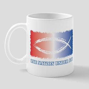 One Nation God Mug