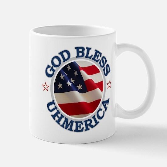 God Bless Uhmerica Mug