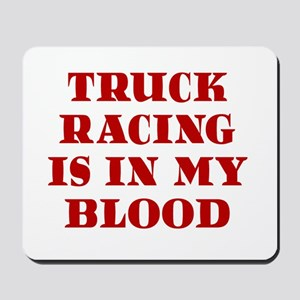 Truck Racing Mousepad