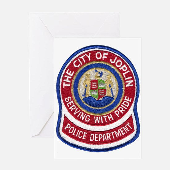 Joplin Police Greeting Card