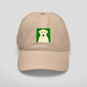 Yellow Lab Cap