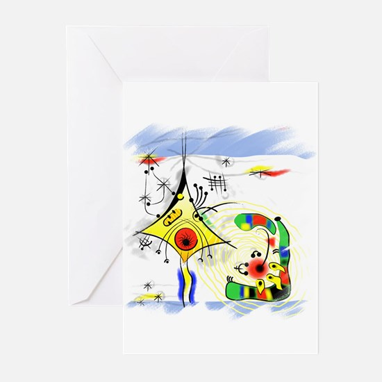 Cool Nucleus Greeting Cards (Pk of 20)