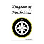 Northshield Populace Rectangle Sticker 10 pk)