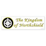 Northshield Populace Bumper Sticker (10 pk)