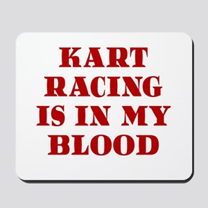 Kart Racing Mousepad