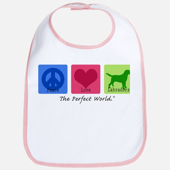 Peace Love Labs Bib