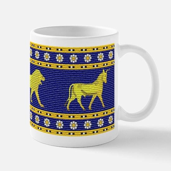 """""""Gate Of Ishtar"""" Mug Mugs"""