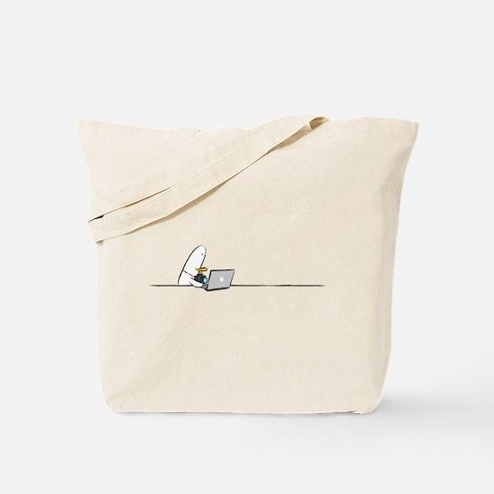 WTD: At Laptop Tote Bag