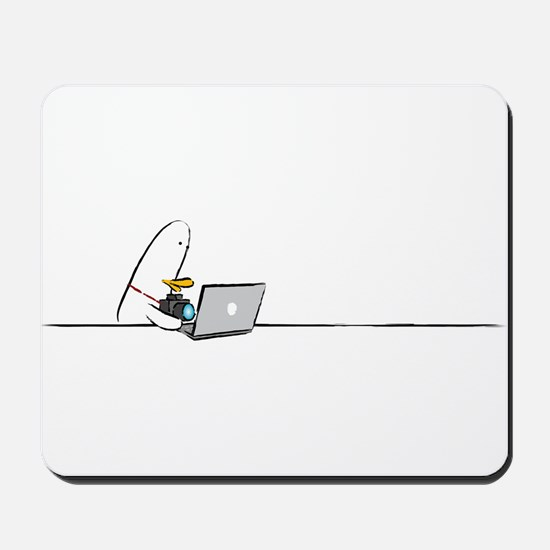 WTD: At Laptop Mousepad