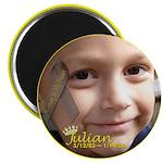 "Juju's World 2.25"" Magnet (100 pack)"