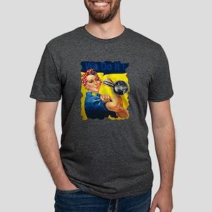 We Can Do It Kettlebells T-Shirt