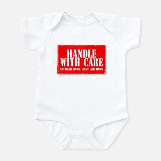 No Bear Hugs - Infant Bodysuit