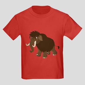 """""""Mammoth"""" Kids Dark T-Shirt"""