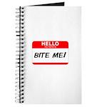 BITE ME Journal