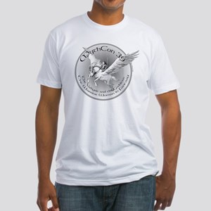 Mythcon 39 Fitted T-Shirt