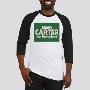 Carter for President Baseball Jersey