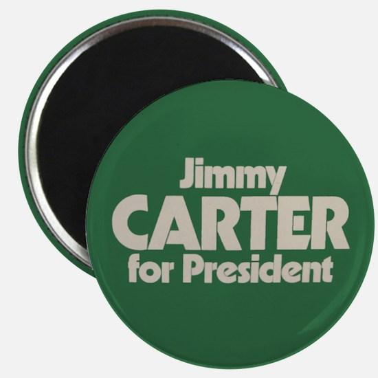 Carter for President Magnet