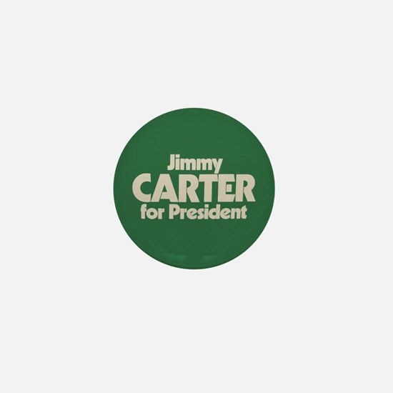 Carter for President Mini Button