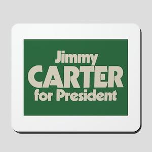 Carter for President Mousepad