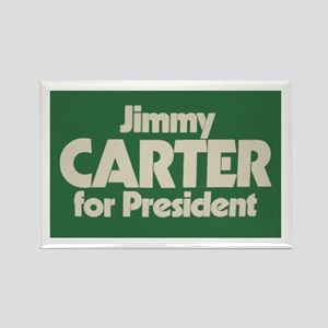 Carter for President Rectangle Magnet