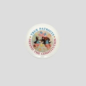 PATRIOT BEARS Mini Button