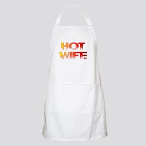 Hot Wife BBQ Apron