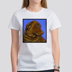 Chocolate Lab Women's T-Shirt