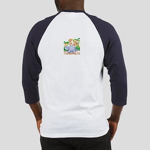 Safari Hippo Baseball Jersey