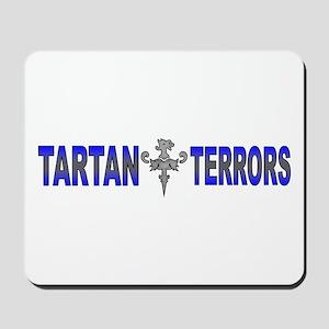 Tartan Terrors Mousepad