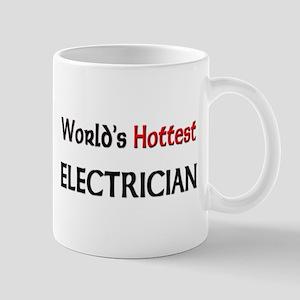 World's Hottest Electrician Mug
