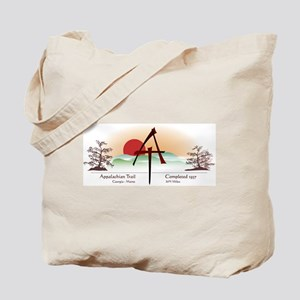 Asian Appalachian Trail Tote Bag