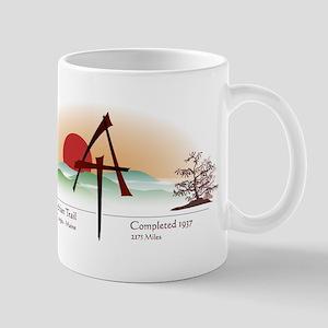 Asian Appalachian Trail Mug