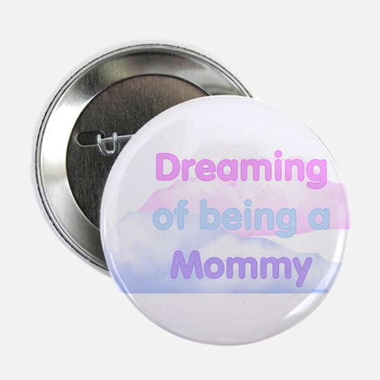 "Cute Trying conceive 2.25"" Button"