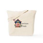 American Pride - Birdhouse Tote Bag