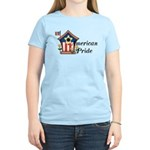 American Pride - Birdhouse Women's Light T-Shirt