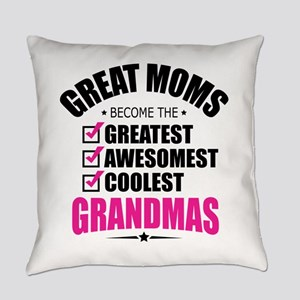 Grandma Everyday Pillow