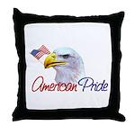 American Pride - Eagle Throw Pillow