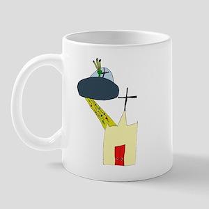 Going Up Mug