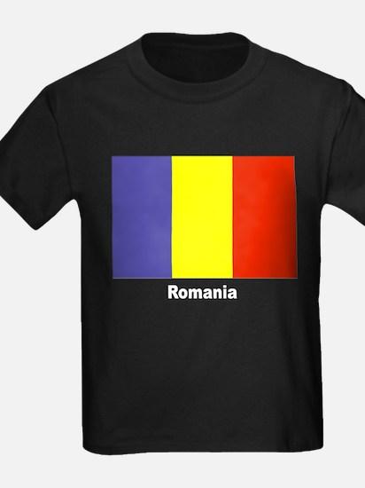 Romania Romanian Flag T