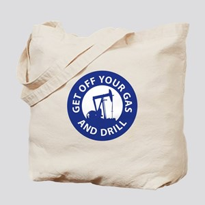 Drill Now Tote Bag