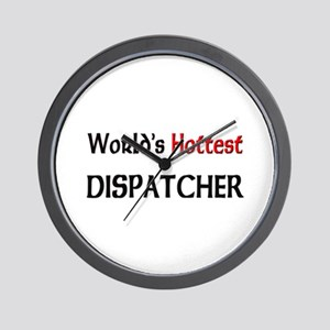 World's Hottest Dispatcher Wall Clock