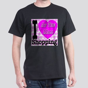 Promote Mall Shopping Dark T-Shirt