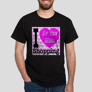 Promote Mall Shopping Dark T-Shirt