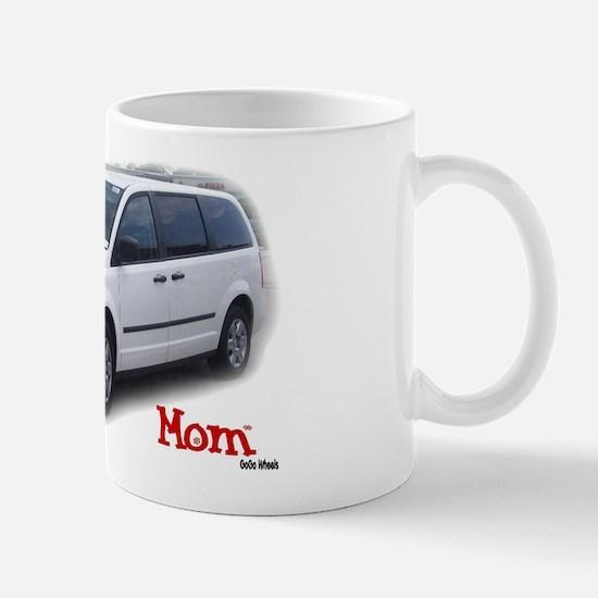 Team Mom Mug