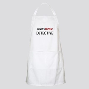 World's Hottest Detective BBQ Apron