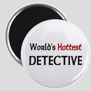World's Hottest Detective Magnet