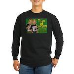 Team Larson Long Sleeve Dark T-Shirt