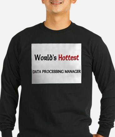 World's Hottest Data Processing Manager T