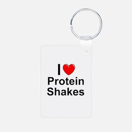 Protein Shakes Keychains