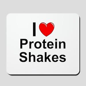 Protein Shakes Mousepad